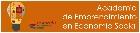 Academia de Emprendimiento en Econom�a Social - 2� Edici�n