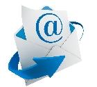 Relación de correos entre el lunes 9 al viernes 13 de octubre