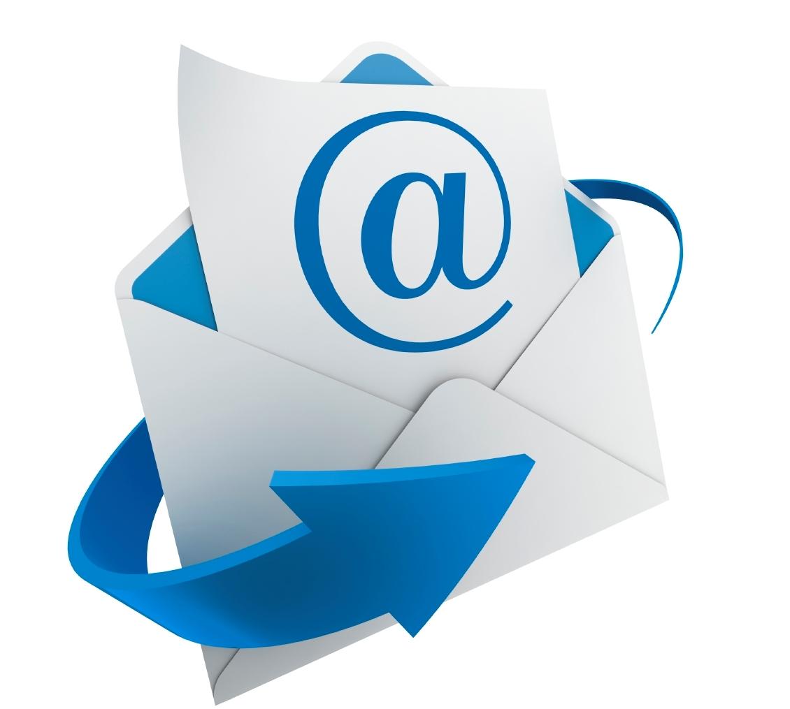 Relación de correos entre el lunes 18 de diciembre al viernes 5 de enero de 2018.
